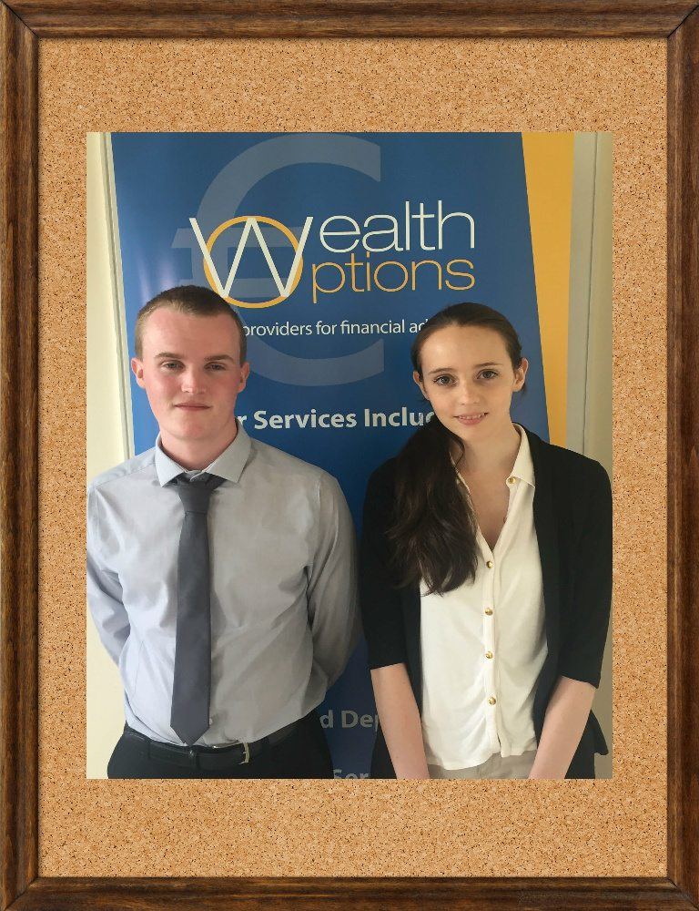 Wealth Options Interns